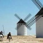 Cabalga, Quijote
